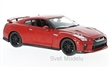 NISSAN GT-R 2017 RED