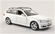 BMW 3 TOURING WHITE