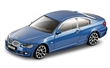BMW 335i COUPE 2008 BLUE