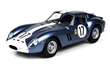 FERRARI 250 GTO No.17 WITH VITRINE