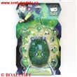 BEN 10 MINI ALIEN CREATIVE CHAMBER UPCHUCK & CLEAR HEATBLAST SET
