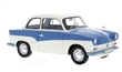 TRABANT P50 1958 BLUE/WHITE