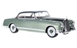 MERCEDES-BENZ 300B PININFARINA 1955 GREEN