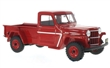 JEEP WILLYS PICK UP 1954 RED