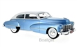 CADILLAC SERIE 62 CLUB COUPE 1946 BLUE / GREY