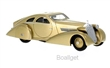 ROLLS ROYCE PHANTOM I JONCKHEERE AERODYNAMIC COUPE RHD 1935 GOLD