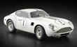 ASTON MARTIN DB4 GT ZAGATO No.1 LE MANS 1961 LIMITED EDITION 2500 PCS.