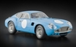 ASTON MARTIN DB4 GT ZAGATO RENNVERSION BLUE LIMITED EDITION 1000 PCS.