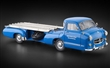 MERCEDES-BENZ RACING CAR TRANSPORTER THE BLUE WONDER 1954/55 REVISED EDITION