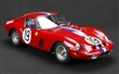 FERRARI 250 GTO No. 19 LE MANS 1962 LIMITED EDITION 1500 PCS.