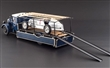 MERCEDES-BENZ RACING CAR TRANSPORTER LO 3750 1934-1938 WITH MERCEDES-BENZ W25 T-CAR BUNDLE LIMITED EDITION 1000 PCS.