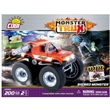 COBI 20054 MONSTER TRUX BIG RED MONSTER