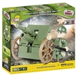 COBI 2153 SMALL ARMY WORLD WAR II HOUFNICE 100mm VZ. 1914 / 19P