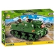 COBI 2386 SMALL ARMY WORLD WAR II M7 PRIEST 105 mm HMC HISTORICAL COLLECTION