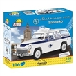 COBI 24549 YOUNGTIMER COLLECTION WARSZAWA 223 K SANITKA