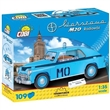 COBI 24551 YOUNGTIMER COLLECTION WARSZAWA M20 RADIOVŮZ