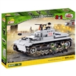 COBI 2461 SMALL ARMY TANK PZKPFW IV AUSF.F1/G/H WWII.