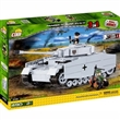 COBI 2481 SMALL ARMY WWII TANK PANZER IV AUSF. F1/G/H