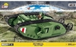COBI 2972 GREAT WAR TANK MARK I