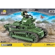 COBI 2973 GREAT WAR TANK RENAULT FT-17 HISTORICAL COLLECTION