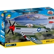 COBI 5513 SMALL ARMY WWII LETADLO NORTH AMERICAN P-51C MUSTANG