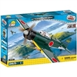 COBI 5537 SMALL ARMY WORLD WAR II LETADLA  MITSUBISHI A6M3 ZERO