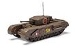 TANK CHURCHILL Mk. III. 6TH SCOTS GUARDS BRIGADE 1943