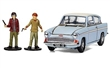 HARRY POTTER FLYING FORD ANGLIA WITH FIGURES