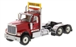 INTERNATIONAL HX520 TANDEM TRACTOR RED