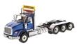 INTERNATIONAL HX620 TRIDEM TRACTOR BLUE