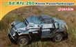 SD. KFZ. 260 KLEINER PANZERFUNKWAGEN