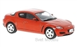 MAZDA RX-8 RHD 2003 RED
