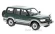 TOYOTA LAND CRUISER LC80 RHD 1992 GREEN / SILVER