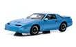 PONTIAC TRANS AM GTA 1989 BLUE