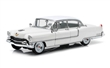 CADILLAC FLEETWOOD SERIES 60 1955 WHITE