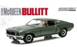 FORD MUSTANG GT FASTBACK 1968 STEVE McQUENN BULLIT GREENLIGHT 12938