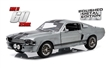 FORD MUSTANG GT500E SHELBY ELEANOR GONE IN 60 SECONDS POLISHED METAL LIMITED EDITION