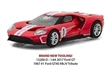 FORD GT 2017 #1 FORD GT40 Mk.IV 1967 TRIBUTE