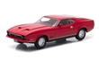 FORD MUSTANG MACH 1 1971 RED GREENLIGHT 86304