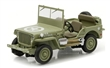 JEEP C7 1944 ARMY GREEN GREENLIGHT 86307