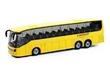 AUTOBUS žlutý RegioJet 18,5 cm kov/ plast na zpětný chod