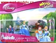 DISNEY MICRO WORLD CINDERELLA 3