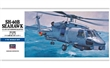 SH-60B SEAHAWK US NAVY ANTI-SUBMARINE HELICOPTER