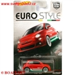 HOTWHEELS AUT��KO EURO STYLE REAL RIDERS FIAT 500