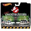 LOVCI DUCH� GHOSTBUSTERS ECTO-1 WITH ECTO-1A HOTWHEELS  DVG08