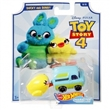 AUTÍČKO HOTWHEELS TOY STORY 4 DUCKY AND BUNNY