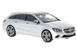 MERCEDES-BENZ CLA SHOOTING BREAK SILVER
