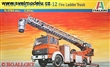 IVECO MAGIRUS DLK 23-12 FIRE LADDER TRUCK
