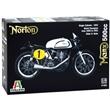 NORTON MANX 500cc WORLD CHAMPION FROM 1950 TO 1951 G. DUKE