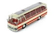 AUTOBUS NEOPLAN NH 9L 1964 BEIGE AND RED